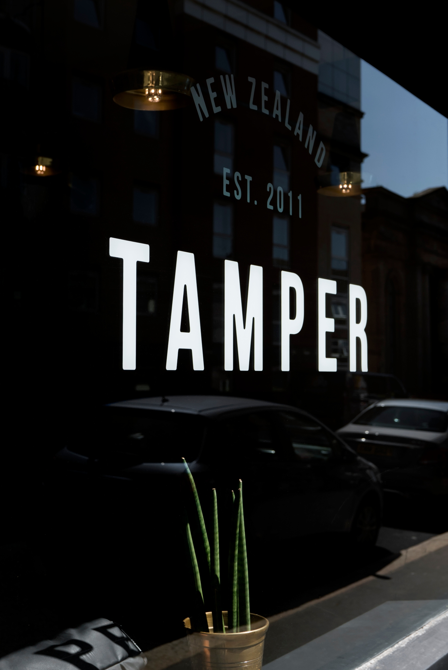Locations Tamper Coffee